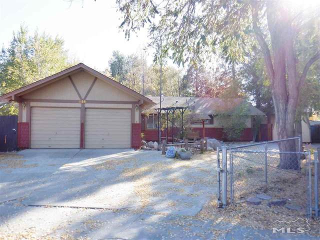 735 Sage View Drive, Sparks, NV 89434 (MLS #200015047) :: The Craig Team
