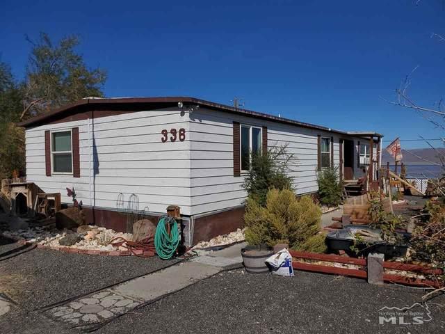 336 & 318 N Betty Jane Drive, Walker Lake, NV 89415 (MLS #200015048) :: NVGemme Real Estate