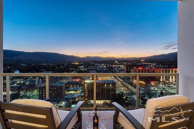 255 N Sierra #2314 #2314, Reno, NV 89501 (MLS #200015066) :: NVGemme Real Estate