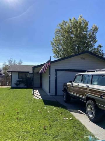 1219 Monarch Lane, Gardnerville, NV 89460 (MLS #200015073) :: Ferrari-Lund Real Estate