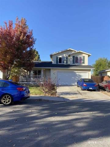 1340 Cahi Circle, Gardnerville, NV 89460 (MLS #200015074) :: Ferrari-Lund Real Estate