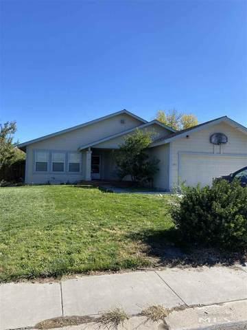 631 Long Valley Road, Gardnerville, NV 89460 (MLS #200015077) :: Ferrari-Lund Real Estate