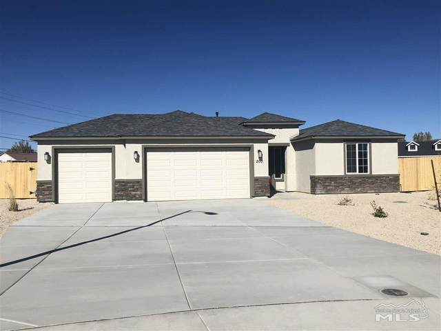 200 Jimmy's Peak Ct, Fernley, NV 89408 (MLS #200015089) :: The Mike Wood Team