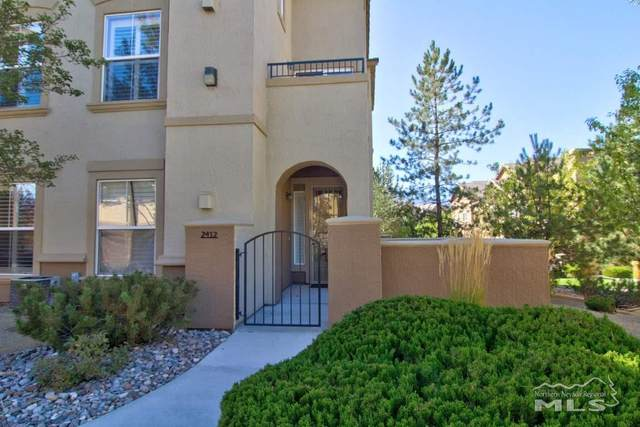 17000 Wedge Pkwy #2412, Reno, NV 89511 (MLS #200015094) :: The Mike Wood Team