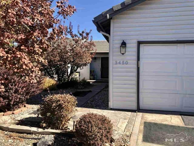 3450 Comstock Drive, Reno, NV 89512 (MLS #200015095) :: NVGemme Real Estate