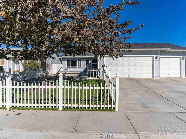 2184 Snowdrift Rd, Fernley, NV 89408 (MLS #200015113) :: The Mike Wood Team