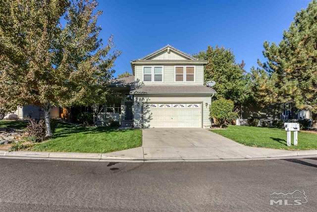805 Caughlin Crossing, Reno, NV 89519 (MLS #200015131) :: The Craig Team