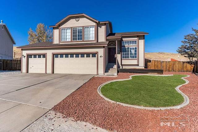 30 Jordyn Ct, Sparks, NV 89436 (MLS #200015132) :: NVGemme Real Estate