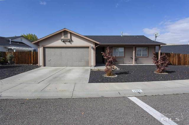 3554 Silverado Drive, Carson City, NV 89705 (MLS #200015137) :: The Mike Wood Team