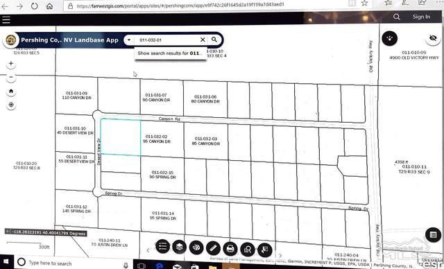 103 Canyon Drive, Lovelock, NV 89419 (MLS #200015140) :: Ferrari-Lund Real Estate