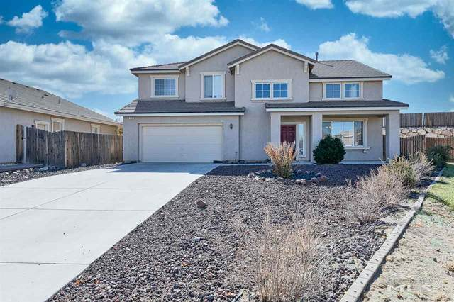 159 Hazelnut Drive, Fernley, NV 89408 (MLS #200015145) :: The Mike Wood Team