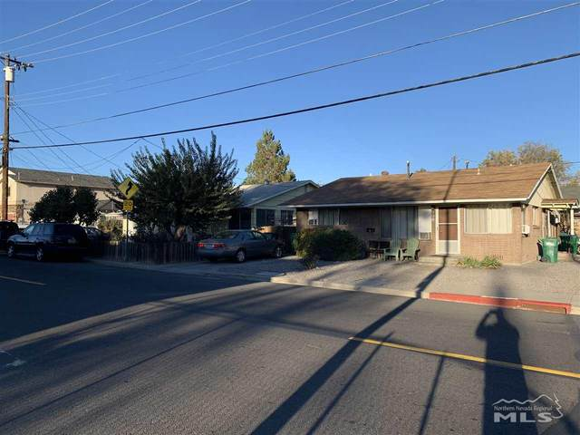 908 12th St. 912 12th & 1168, Sparks, NV 89431 (MLS #200015154) :: Theresa Nelson Real Estate