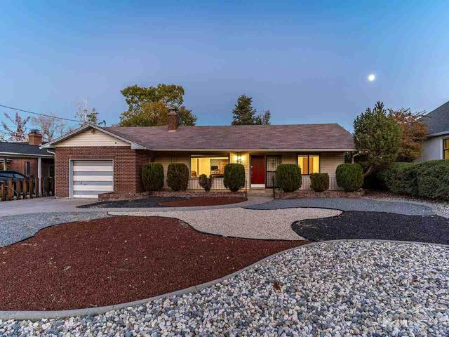 2330 Sunrise Drive, Reno, NV 89509 (MLS #200015156) :: The Craig Team