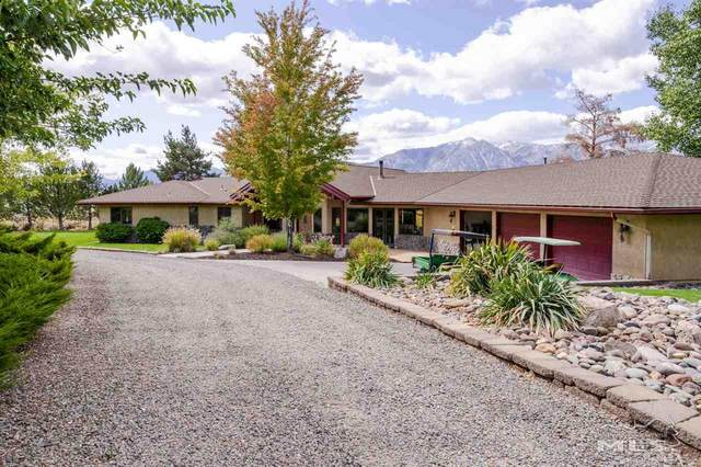 1000 East Valley Rd., Gardnerville, NV 89410 (MLS #200015166) :: Ferrari-Lund Real Estate
