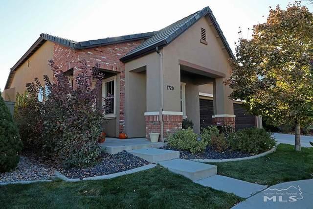 1720 Granite Chief Drive, Reno, NV 89503 (MLS #200015169) :: The Mike Wood Team