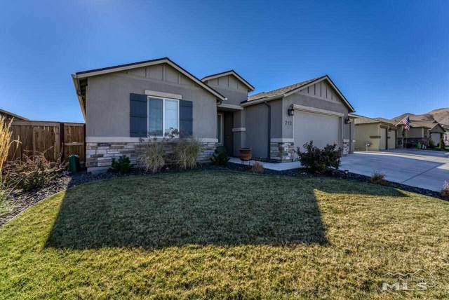 712 Treasure City Dr, Sparks, NV 89441 (MLS #200015175) :: The Mike Wood Team