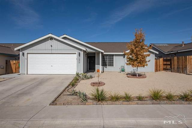1572 Reese River Road, Fernley, NV 89408 (MLS #200015199) :: The Craig Team