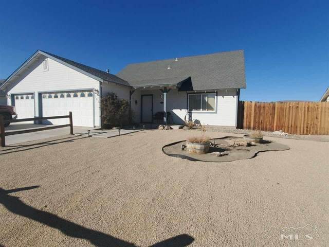 703 Tanglewood Dr, Fernley, NV 89408 (MLS #200015205) :: The Craig Team