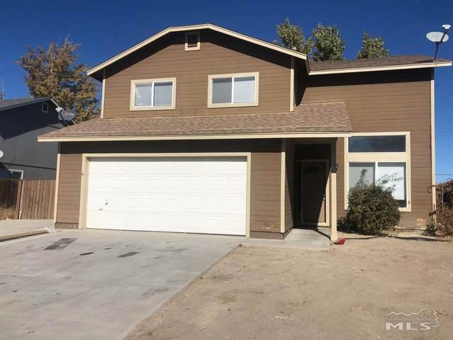 129 Desert Springs, Fernley, NV 89408 (MLS #200015207) :: The Craig Team