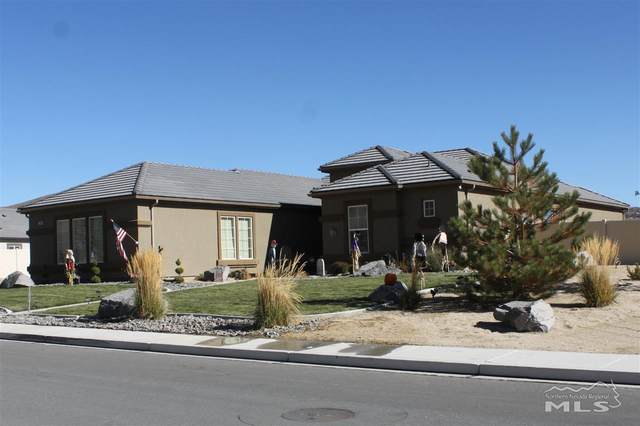 12000 Topaz Creek, Sparks, NV 89441 (MLS #200015208) :: The Mike Wood Team