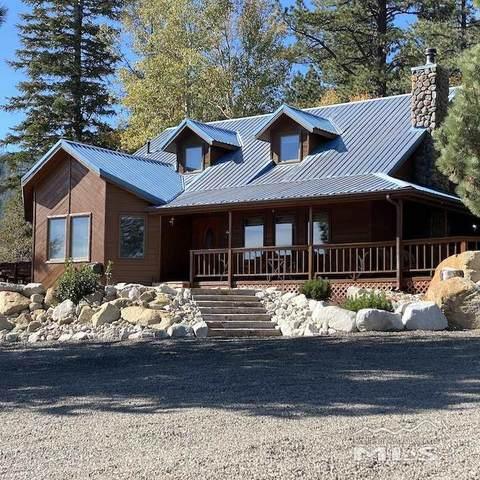 44 Maranatha Rd., Washoe Valley, NV 89704 (MLS #200015216) :: Vaulet Group Real Estate