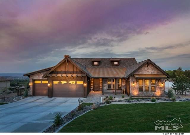 3424 Eagle Ridge Ct., Reno, NV 89509 (MLS #200015220) :: The Mike Wood Team