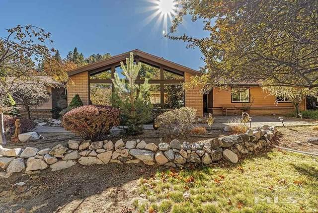 3855 Hobart, Carson City, NV 89703 (MLS #200015221) :: Ferrari-Lund Real Estate