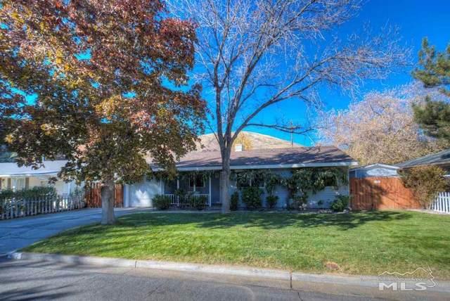 622 Mary Street, Carson City, NV 89703 (MLS #200015225) :: Theresa Nelson Real Estate