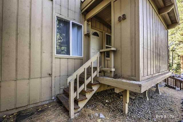321 Ski Way #92, Incline Village, NV 89451 (MLS #200015233) :: Ferrari-Lund Real Estate
