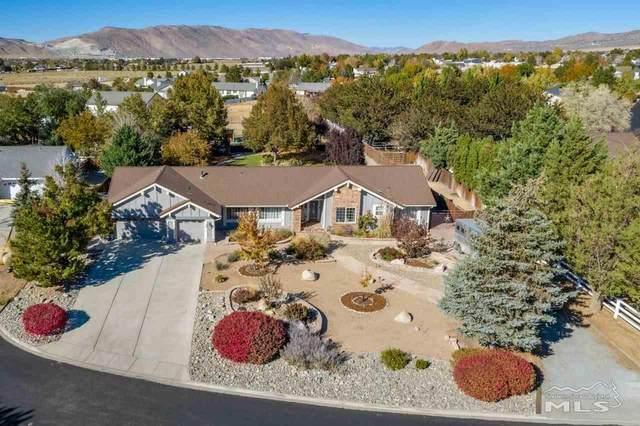 25 Bridle Path Court, Sparks, NV 89441 (MLS #200015236) :: Chase International Real Estate