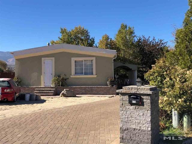 470 Capricorn Circle, Reno, NV 89521 (MLS #200015258) :: Vaulet Group Real Estate