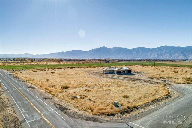 1802 East Valley, Minden, NV 89423 (MLS #200015273) :: The Mike Wood Team