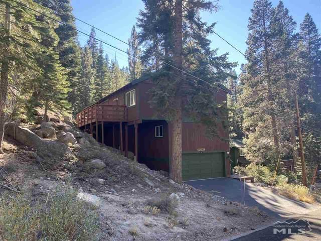 135 Aspen Way, Stateline, NV 89449 (MLS #200015288) :: Chase International Real Estate