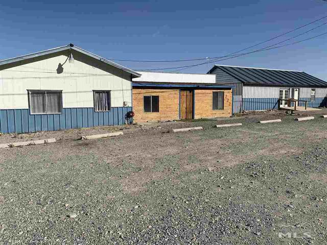 222 Hwy 95, Walker Lake, NV 89415 (MLS #200015289) :: NVGemme Real Estate