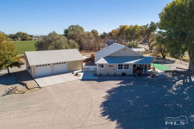 4630 Conrad Place, Fallon, NV 89406 (MLS #200015290) :: Chase International Real Estate