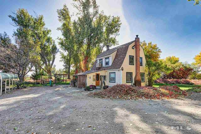 6245 Stillwater Rd, Fallon, NV 89406 (MLS #200015318) :: Colley Goode Group- eXp Realty