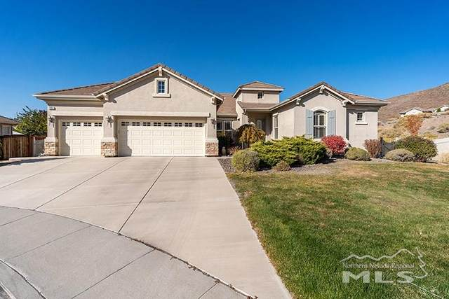 7305 Lingfield Drive, Reno, NV 89502 (MLS #200015319) :: NVGemme Real Estate