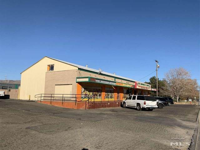 910 E Williams St, Carson City, NV 89701 (MLS #200015342) :: Morales Hall Group