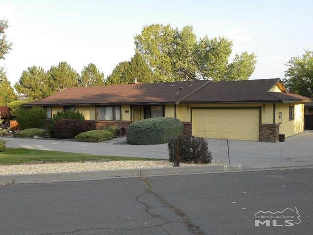 1877 Combs Canyon, Carson City, NV 89703 (MLS #200015349) :: Ferrari-Lund Real Estate