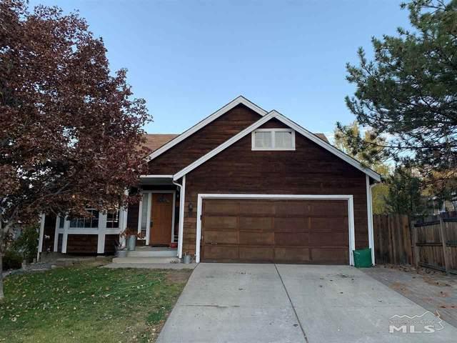 6560 Ruby Mountain Rd., Reno, NV 89506 (MLS #200015376) :: Theresa Nelson Real Estate