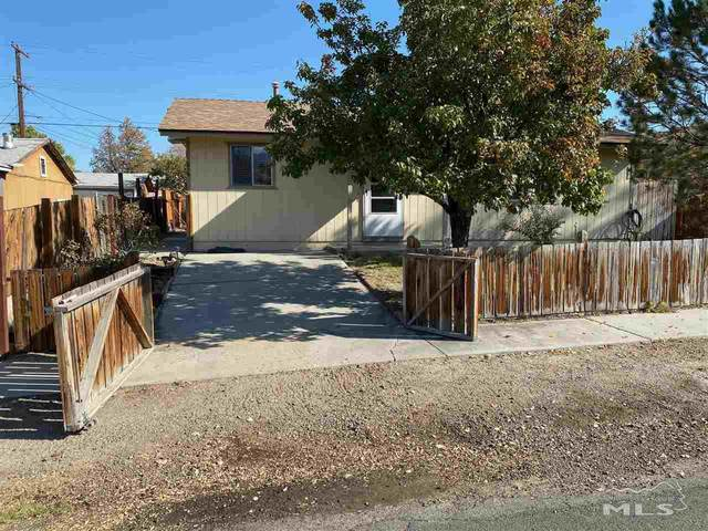 216 F Street, Hawthorne, NV 89415 (MLS #200015396) :: NVGemme Real Estate