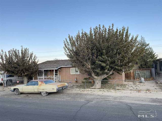 552 K, Hawthorne, NV 89415 (MLS #200015445) :: NVGemme Real Estate