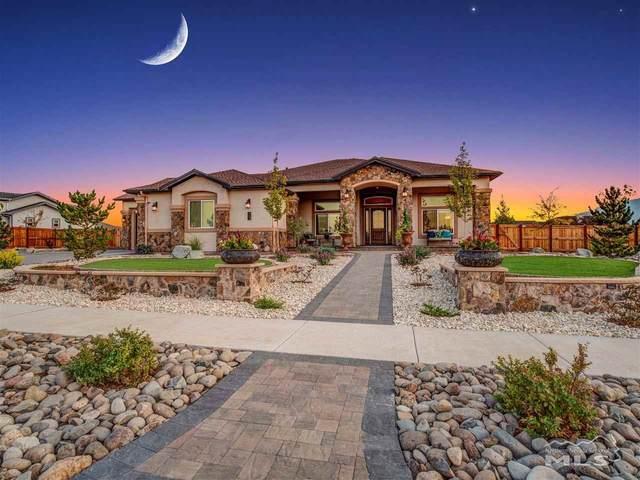 2 Lake Meadow, Washoe Valley, NV 89704 (MLS #200015467) :: Morales Hall Group