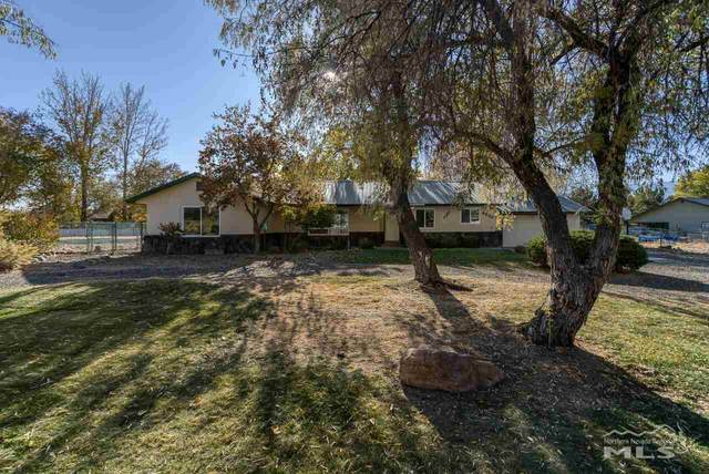4220 Partridge Way, Washoe Valley, NV 89704 (MLS #200015478) :: Vaulet Group Real Estate