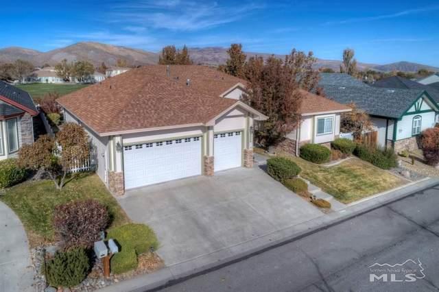 2240 Oak Ridge Drive, Carson City, NV 89703 (MLS #200015491) :: Ferrari-Lund Real Estate