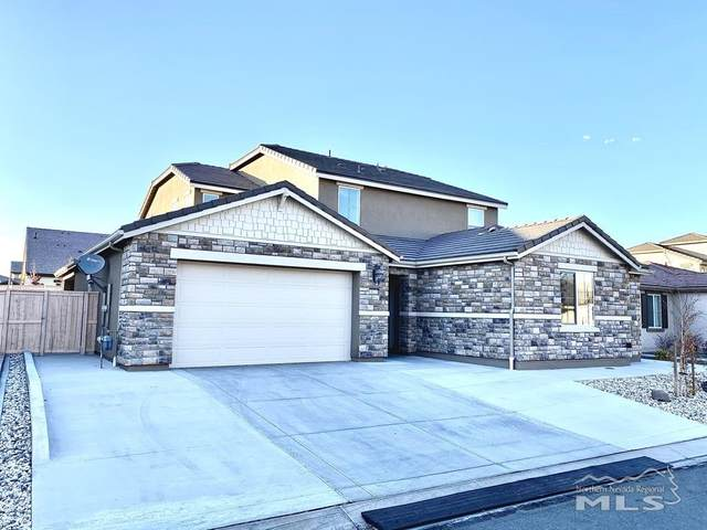 10325 Rollins Drive, Reno, NV 89521 (MLS #200015514) :: The Mike Wood Team