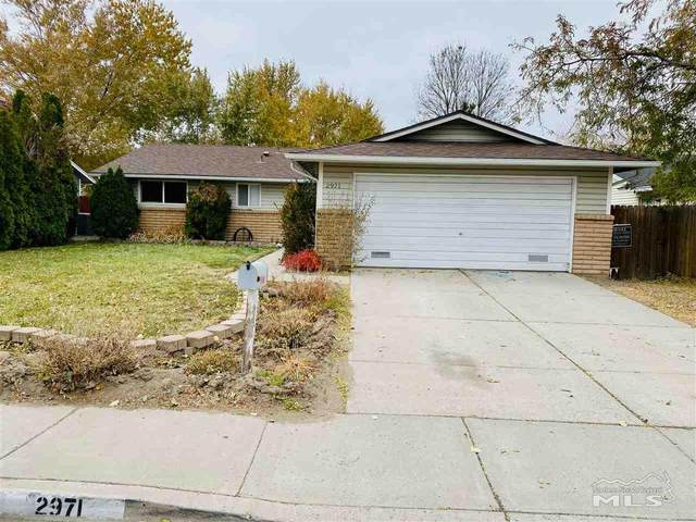 2971 Chavez, Reno, NV 89502 (MLS #200015543) :: Chase International Real Estate