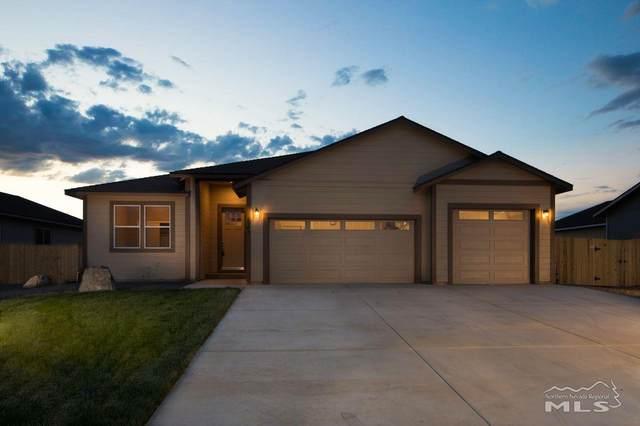 677 Teakwood Drive, Dayton, NV 89403 (MLS #200015559) :: Ferrari-Lund Real Estate