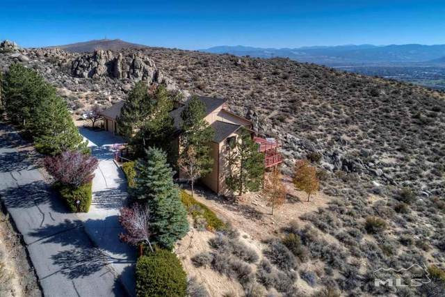 580 Duck Hill Road, Washoe Valley, NV 89704 (MLS #200015590) :: Vaulet Group Real Estate