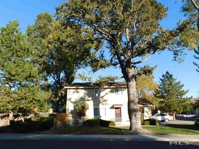 504 & 506 E Spear, Carson City, NV 89701 (MLS #200015599) :: Chase International Real Estate